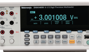 DMM 4040 from tektronix