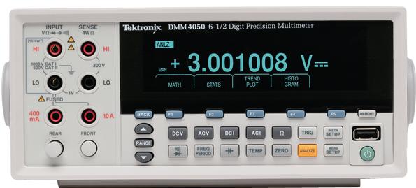 DMM 4040 from tektronix
